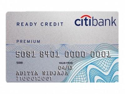 การทำบัตรกดเงินสดซิตี้แบงก์ เรดดี้เครดิต