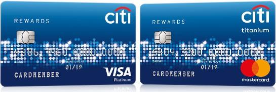 การทำบัตรเครดิตซิตี้แบงก์ รีวอร์ด