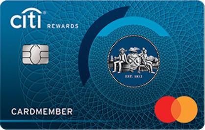 บัตรเครดิตซิตี้ รีวอร์ด_บัตร Citi Rewards